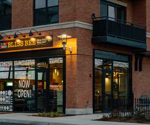 Bliss Bee South Burlington exterior