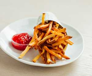 Handcut french fries